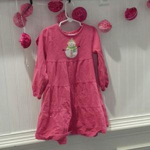 Little Girls Pink dress